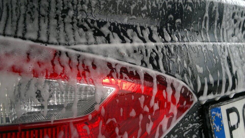 Bilvask - Skumlanse - Snow Foam